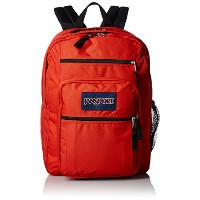 [ジャンスポーツ] JANSPORT BIG STUDENT TDN75KS 5KS (HIGH RISK RED)