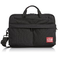 [マンハッタンポーテージ] Manhattan Portage Convertible Laptop Bag Deluxe MP1731 BLK Black (ブラック)