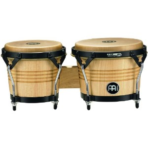MEINL Percussion マイネル ボンゴ Artist Series LUIS CONTE Wood Bongo LC300NT-M 【国内正規品】