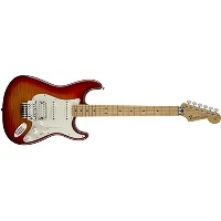Fender フェンダー エレキギター STD STRAT FR PLUS TOP MN ACB