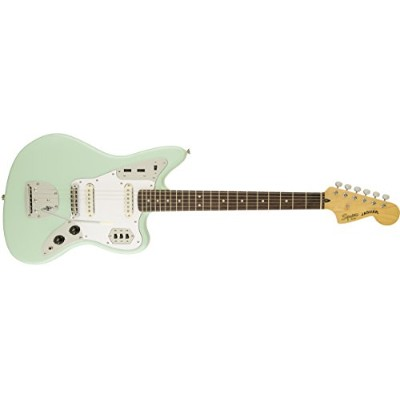 Squier by Fender エレキギター Vintage Modified Jaguar®, Rosewood Fingerboard, Surf Green