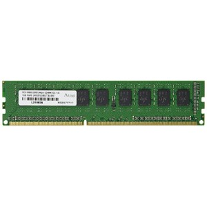 アドテック サーバー用 DDR3 1333/PC3-10600 Unbuffered DIMM 1GB ECC ADS10600D-E1G