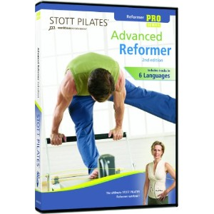 Stott Pilates: Advanced Reformer 2nd Edition [DVD] [Import]