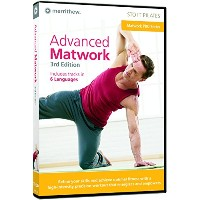 Stott Pilates: Advanced Matwork 3rd Edition [DVD] [Import]