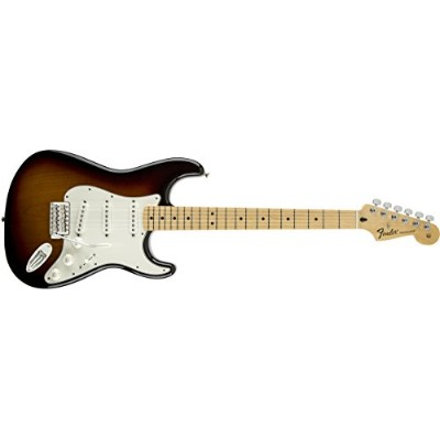 Fender フェンダー エレキギター Standard Stratocaster, Maple Fingerboard - Brown Sunburst