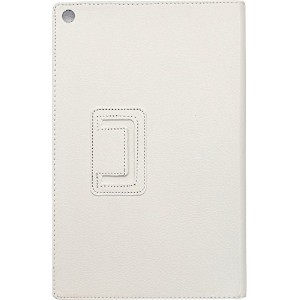 PLATA Xperia Z2 Tablet SO-05F / SOT21 / SGP511JP ケース カバー レザー スタンド 【 ホワイト 白 white 】 DSO05F-70WH