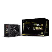 SilverStone STRIDER GOLD S シリーズ 80PLUS GOLD 1500W電源 SST-ST1500-GS 【Haswell対応】