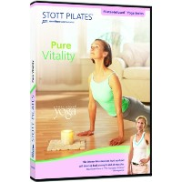 Stott Pilates: Pure Vitality [DVD] [Import]