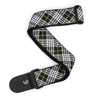 Planet Waves by D'Addario プラネットウェーブス ギターストラップ Madison Collection Nylon Guitar Strap T20W1503 Tartan...