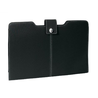 Targus ターガス 15インチ Twill Sleeve for MacBook Air Jet Black TBS608AP