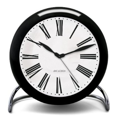 【正規輸入品】Arne Jacobsen RomanTable Clock 43671