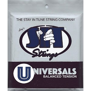 SIT STRINGS エスアイティストリングス エレキギター弦 PowerWound UNIVERSALS /Balanced Tension SU101 .0105-.048 【国内正規品】