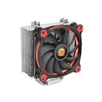 Thermaltake Riing Silent 12 Red CPUクーラー FN1019 CL-P022-AL12RE-A