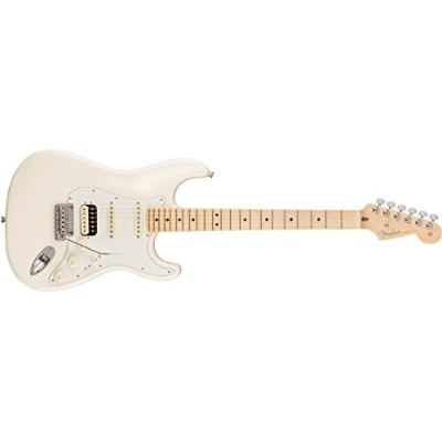 Fender フェンダー エレキギター American Professional Stratocaster HSS SHAW Maple OWT
