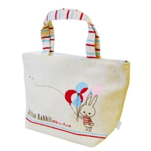 Shinzi Katoh ランチトート Balloon rabbit ARK-1350-1