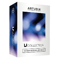 ARTURIA ソフトウェア・シンセサイザー ARTURIA V Collection 5