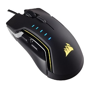 Corsair GLAIVE RGB Mouse -Black- ゲーミングマウス MS302 CH-9302011-AP