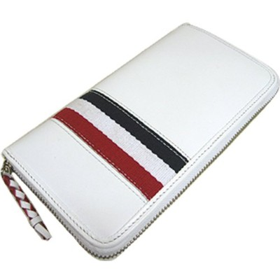 UPPER WEST 長財布 WOVEN WALLET TRICOLORE UWT182 [正規代理店品]