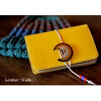 BLUE.art(ブルードットアート)Natural leather wallet ba-043