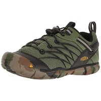 [キーン] KEEN キッズ スニーカー Chandler CNX Crushed Bronze Green 22.5cm(US 4) | 1015508