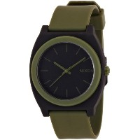[ニクソン]NIXON 腕時計 TIME TELLER P MATTE BLACK/SURPLUS NA1191042-00 【正規輸入品】