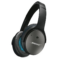 Bose QuietComfort 25 Acoustic Noise Cancelling headphones - Apple devices ブラック
