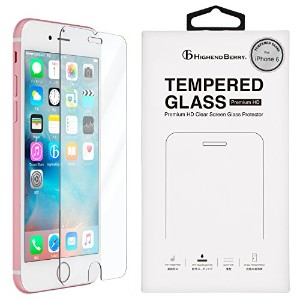 Highend berry 3D touch 対応 Apple iPhone6s / iPhone6 4.7インチ 日本製 強化ガラス 液晶 保護 フィルム 硬度9H 0.33mm IP6F_4.7...