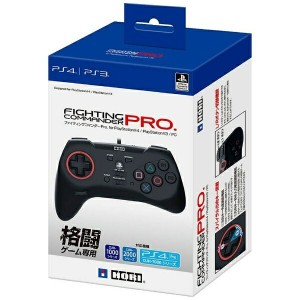 HORI ファイティングコマンダーPRO. for PlayStation 4 / PlayStation 3 / PC PS4-070[PS4/PS3/PC]