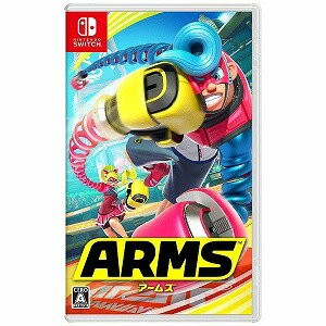 任天堂 Nintendo Switchソフト ARMS(送料無料)