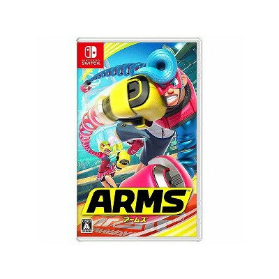 任天堂 Nintendo Switchソフト ARMS