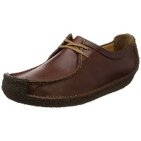 [クラークス] Clarks Natalie 20319012 Chestnut Leather(Chestnut Leather/UK7.5)