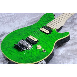 Sterling by MUSIC MAN / AX40D Translucent Green 【特価商品】【御茶ノ水本店】
