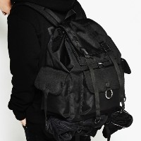 [PIECEMAKER] TECHNICAL BACKPACK (BLACK)