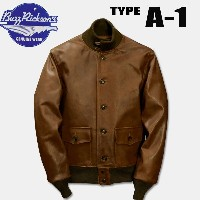 BUZZ RICKSON'S(バズリクソン)Type A-1BRONCO HIDE【BR80413】