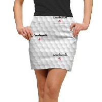 LoudMouth Ladies Woodworth Big Golf Ball Skort【ゴルフ レディース>スコート】