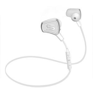 Soul(ソウル) Impact - White(ホワイト) Wireless Active In-Ear Headphones with Bluetooth ブルートゥース ワイヤレス イヤホン...