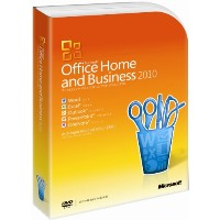 Microsoft Office Home and Business 2010 通常版 [パッケージ]