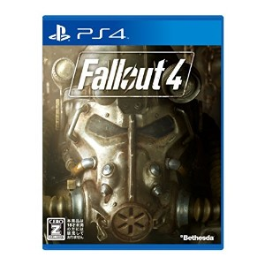 Fallout 4(新価格版) 【CEROレーティング「Z」】 - PS4