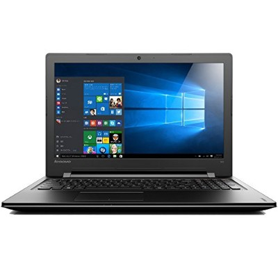 Lenovo ideapad300 80M300NWJP Windows10 Home 64bit Celeron 4GB 500GB DVDスーパーマルチ 高速無線LANac/a/b/g/n...