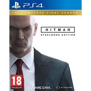 Hitman: The Complete First Season Steelbook Edition (輸入版)