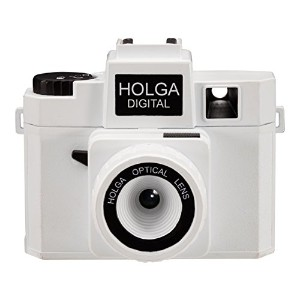 HOLGA DIGITAL White