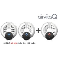 3pcs of AIRVITA Q 消臭スプレー,空気清浄機,  空気清浄機 Air freshener, Air Purifier Air cleaner 220V