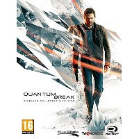 Quantum Break: Timeless Collector's Edition (PC DVD) (輸入版)
