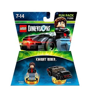 LEGO Dimensions - Knight Rider Fun Pack (輸入版)