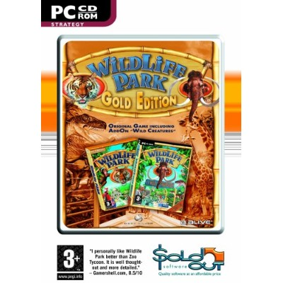 Wildlife park gold (PC) (輸入版)