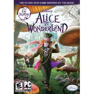 Alice in Wonderland (輸入版)