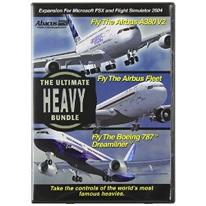 The Ultimate Heavy Bundle (Airbus Fleet, Airbus A380 and Boeing 787) (PC) (輸入版)
