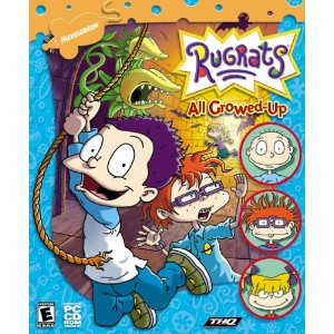 Rugrats All Growed Up (輸入版)