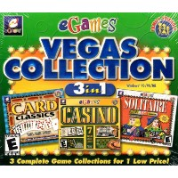 Vegas Games 3-In-1 Pack (Jewel Case) (輸入版)