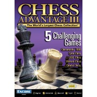 Chess Advantage 3 (輸入版)
